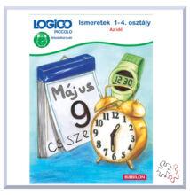 LOGICO Piccolo - Ismeretek 1-4. osztály - Az idő