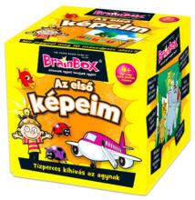 BrainBox - Első képeim