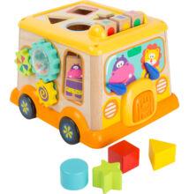 Iskolabusz - készségfejlesztő játék