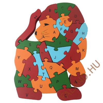 Oroszlán 3D puzzle