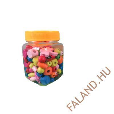 Gyöngyfűző készlet kis gyöngyökkel