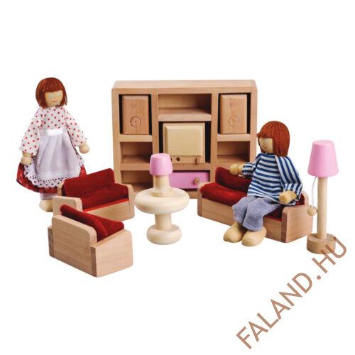 Bababútor szett - nappali (színes)