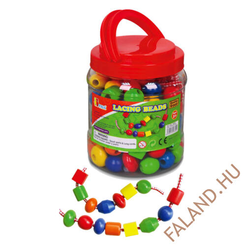 Gyöngy műanyag dobozban (90 db-os)
