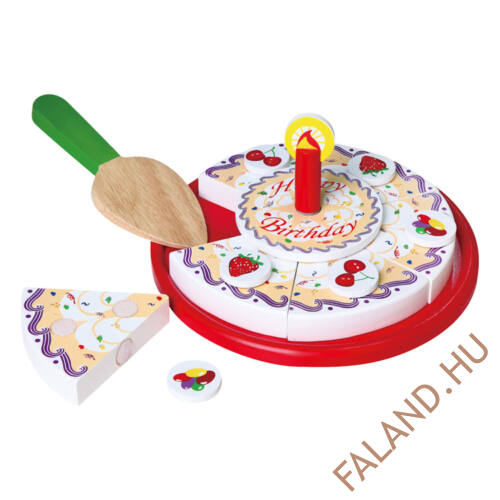 Torta papírdobozban