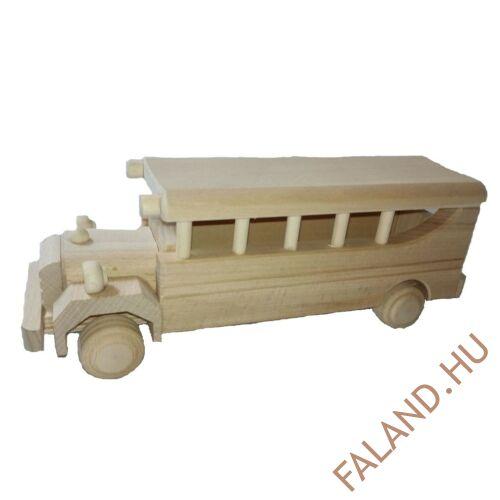 Csőrös busz (natúr)