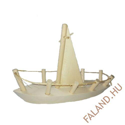 Vitorlás hajó (natúr)