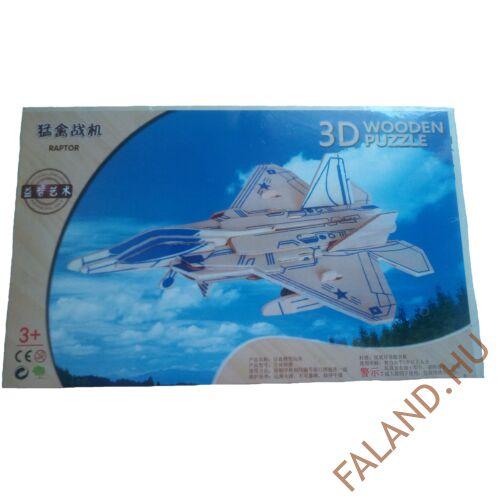 3D puzzle (Raptor)