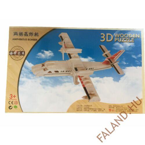 3D puzzle (Bombázó repülő)